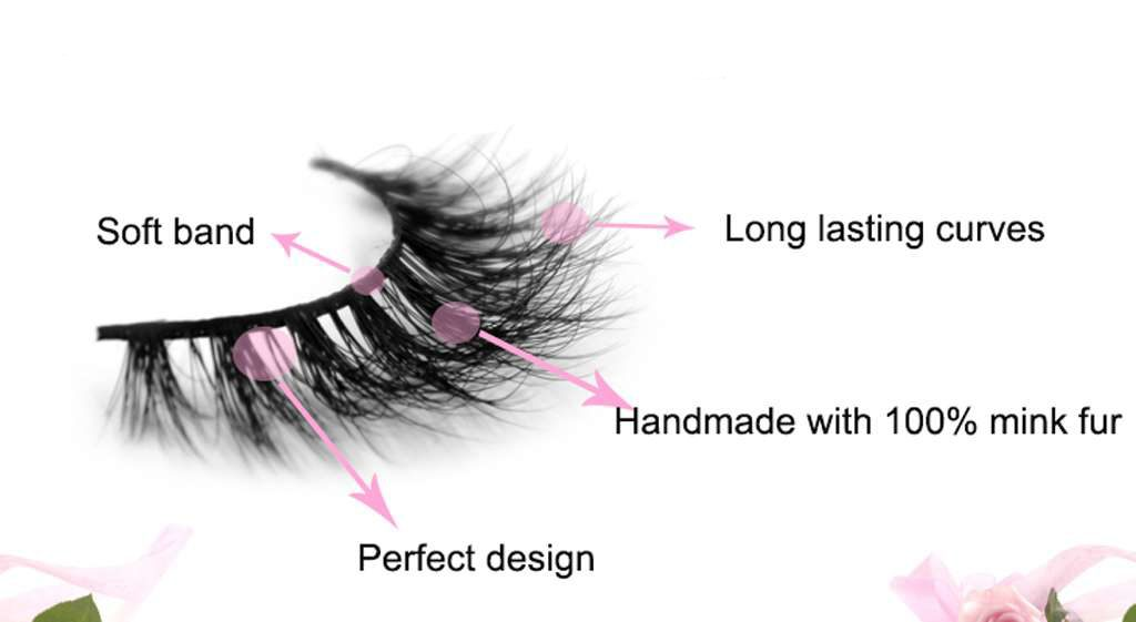 The best mink lashes manufactuer